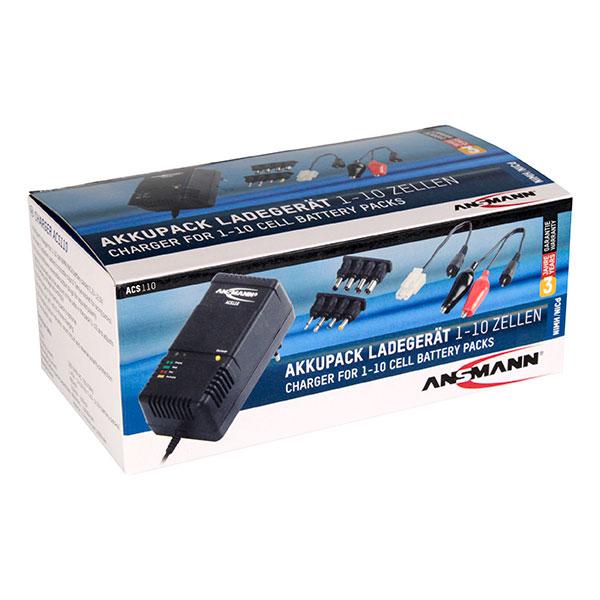 ACS 110 Ladegerät für NiMH/NiCd Akkupacks