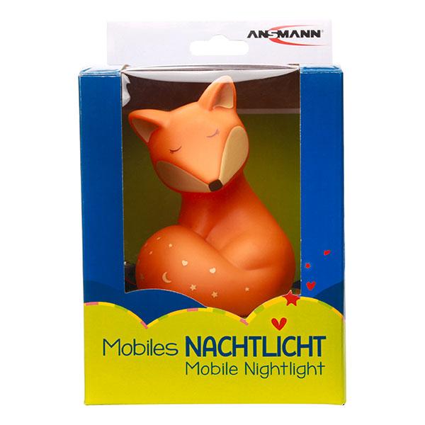 Fuchs mobiles Nachtlicht