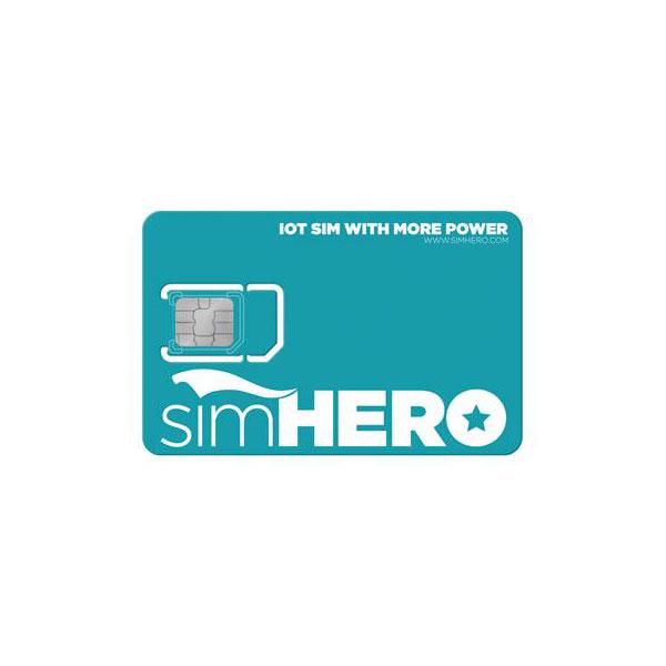 SimHERO M2M Sim Karte