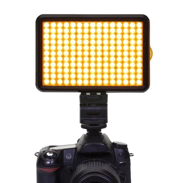 DVL-165 Ultra Light LED Videoleuchte