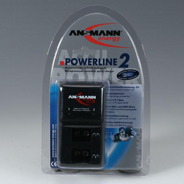 Powerline 2 Steckerladegerät