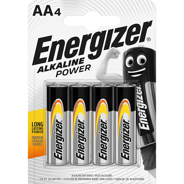 LR6 alkaline Power Mignon AA